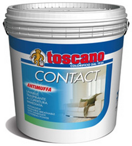 PITTURA ANTIMUFFA CONTACT 5 lt.